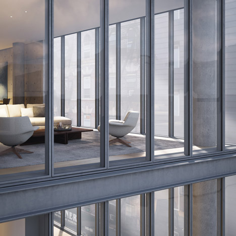 27/03/2015 – Tadao Ando's first New York building | Dezeen