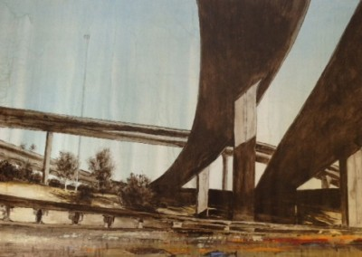 Interchange II -  30x44