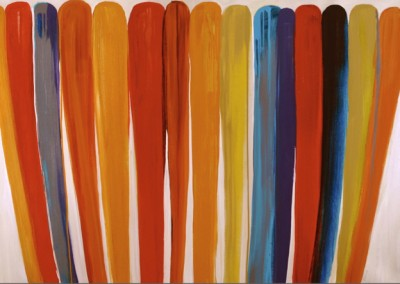 Popsicle - Sydney Edmunds 50x70