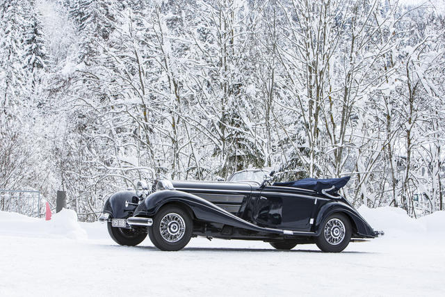 03/04/2015 – Mercedes Benz at Bonhams | Pursuitist