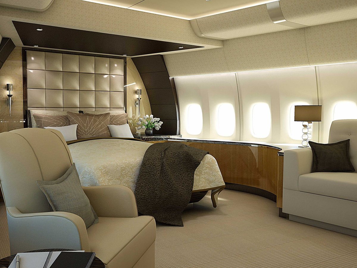 02/04/2015 – This 747 private jet is a palace in the sky | Benjamin Zhang – Business Insider