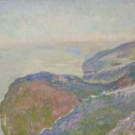 Claude Monet, Au Val Saint-Nicolas Près Dieppe, Matin (1897).  (estimate- $3 million–4 million). Photo- Courtesy Sotheby's.
