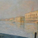 Claude Monet, Le Palais Ducal (1908). (estimate- $15 million–20 million). Photo- Courtesy Sotheby's.