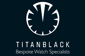 Titan Black Watches