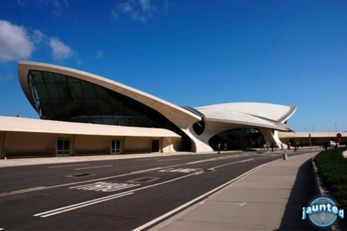 15/04/15 – Could JFK's TWA Terminal Turn into a JetBlue Hotel? via Jaunted