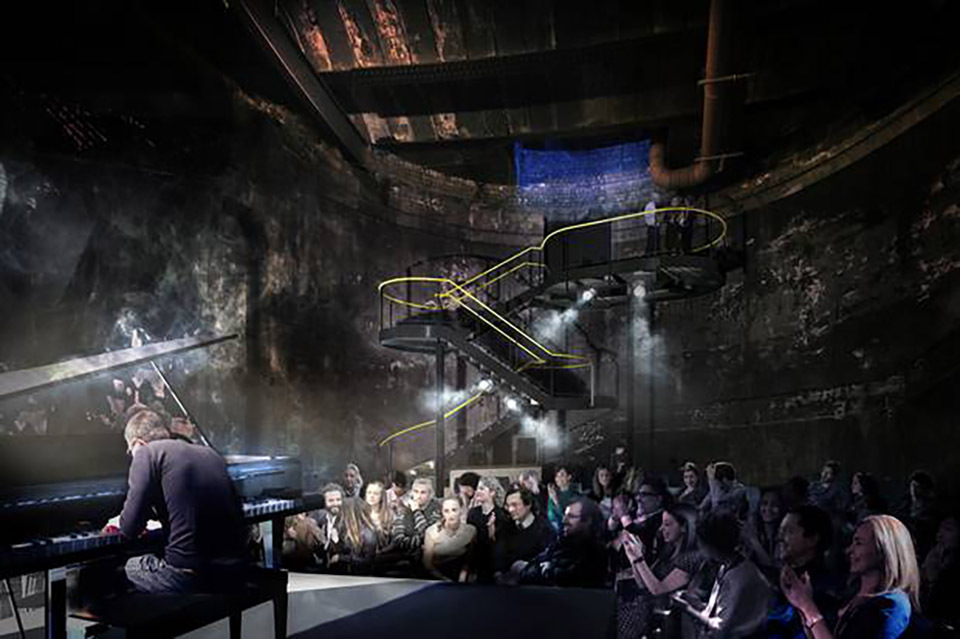22/04/15 – London's Newest Performance Venue by Patricia Arcilla (ArchDaily)
